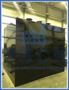 Бак по серии 5.904-43 А16В 101.000-08 для воды в Иджеване