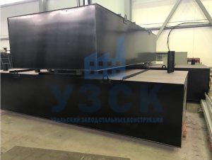 Бак для воды по серии 5.904-43 А16В в Абовяне