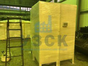 Упаковка продукции для АЭС в Абовяне