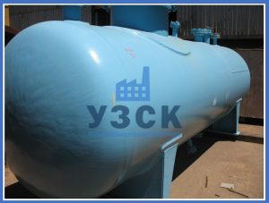 Резервуар РГС в Иджеване