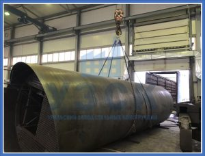 Резервуар РВС стальной в Иджеване
