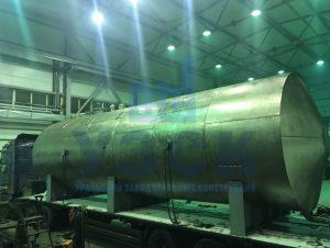Резервуары РГС 60 м3 в Абовяне