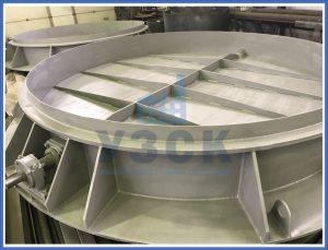 Клапаны ПГВУ, ОСТ, КЛК Ду 2800 от завода в Гюмри