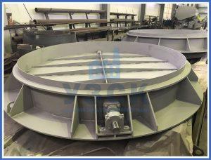 Клапаны ПГВУ, ОСТ, КЛК Ду 2800 от производителя в Гюмри