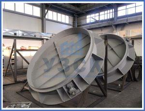 Клапаны ПГВУ, ОСТ, КЛК Ду 2800 от производителя в Иджеване