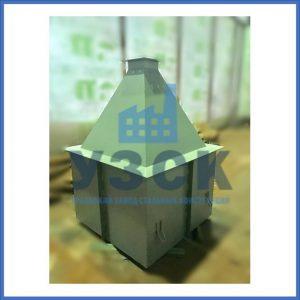 Купить бункер пирамидальный к циклонам ЦН в Гюмри