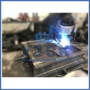 Производство клапанов ПГВУ прямоугольных в Иджеване