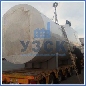 РГС-50 в теплоизоляции фото